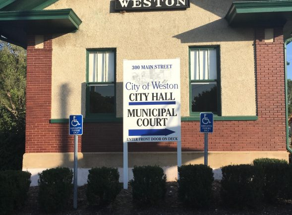 City of Weston City Hall