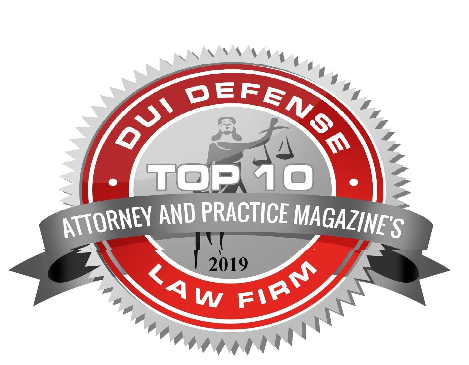 DUI Defense Law Firm Badge, Is a Previous DUI Reasonable Suspicion?
