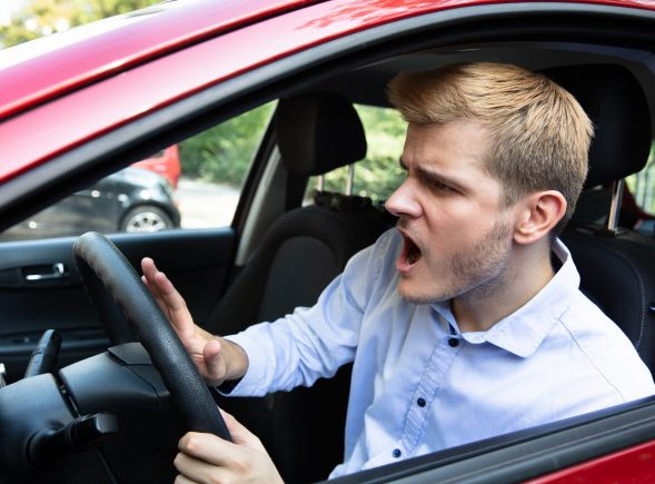 Kansas City Agressive driving lawyer